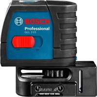 Фото Bosch GLL 2-15 + BM3 Professional (0601063702)