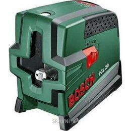 Контрольно-измерительное оборудование Bosch PCL 20 (0603008220)
