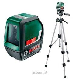 Контрольно-измерительное оборудование Bosch PLL 2 Set (0603663401)