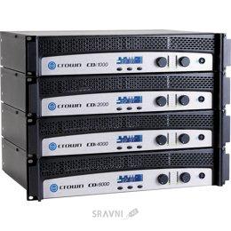 Усилитель, ресивер CROWN CDi 6000