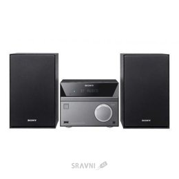 Музыкальный центр, магнитолу, аудиосистему Sony CMT-SBT40D