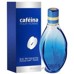 Мужскую парфюмерию Cafe Parfums Cafeina pour Homme EDT