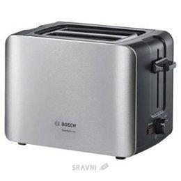 Тостер, бутербродницу, вафельницу Bosch TAT 6A913