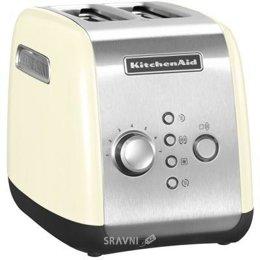 Тостер, бутербродницу, вафельницу KitchenAid 5KMT221EAC