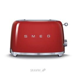 Тостер, бутербродницу, вафельницу SMEG TSF01RDEU