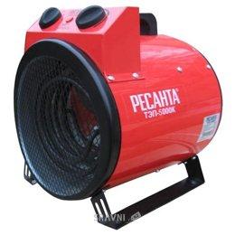 Обогреватель, радиатор, конвектор и тепловую завесу Ресанта ТЭП-5000К