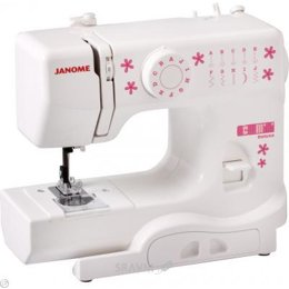 Швейную машинку и оверлоку Janome Sew Mini