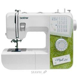 Швейную машинку и оверлоку Brother Style 25