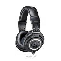 Фото Audio-Technica ATH-M50X