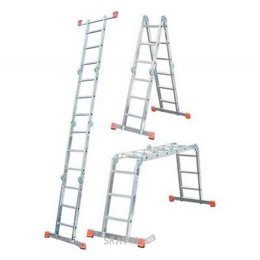 Лестницу, стремянку KRAUSE MultiMatic 4x5 (120731)
