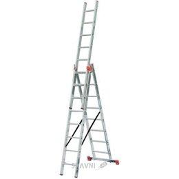 Лестницу, стремянку KRAUSE Tribilo 3x9 (120601)