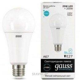 Лампочку и аксессуары Gauss LD73225