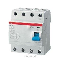 Автоматический выключатель ABB F204 AC-40/0,1 (2CSF204001R2400)