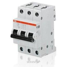 Автоматический выключатель ABB S203 M-C 63 (2CDS273001R0634)