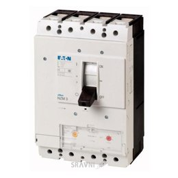Автоматический выключатель Eaton NZMH3-4-AE400/250 (265898)