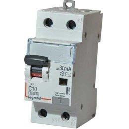 Автоматический выключатель Legrand C25 2P AC 30 mA (411004)
