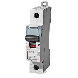 Автоматический выключатель Legrand DX3 E 6000 6кА тип C (407295)
