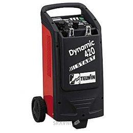 Пуско-зарядное устройство TELWIN Dynamic 420