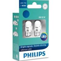 Philips T10(W5W) Ultinon 12V 4000K 11961ULW4X2