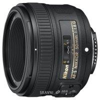 Фото Nikon 50mm f/1.8G AF-S