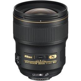 Объектив Nikon 28mm f/1.4E ED AF-S