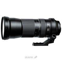Фото Tamron SP AF 150-600mm f/5-6.3 Di VC USD Canon EF