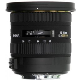 Объектив Sigma 10-20mm f/3.5 EX DC HSM Canon EF-S