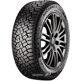 Шины Continental ContiIceContact 2 (215/55R17 98T)