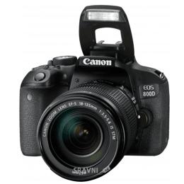 Цифровой фотоаппарат Canon EOS 800D Kit