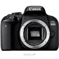 Цифровой фотоаппарат Цифровой фотоаппарат Canon EOS 800D Body