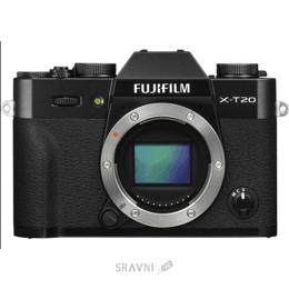 Цифровой фотоаппарат Fujifilm X-T20 Body