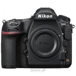 Цифровой фотоаппарат Nikon D850 Body