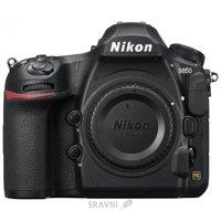Цифровой фотоаппарат Цифровой фотоаппарат Nikon D850 Body
