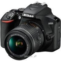 Цифровой фотоаппарат Цифровой фотоаппарат Nikon D3500 Kit