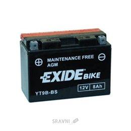 Аккумуляторную батарею Exide ET9B-BS