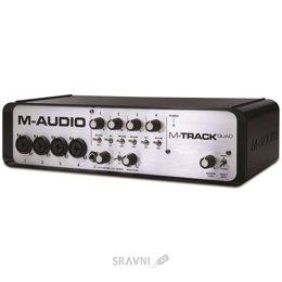 Фото M-Audio M-Track QUAD
