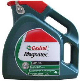 Моторное масло CASTROL Magnatec 5W-30 4л