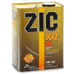 Моторное масло ZIC XQ LS 5W-40 4л