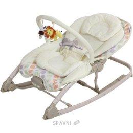 Кресло-качалка. Шезлонг детский Bambola Allegro BR210