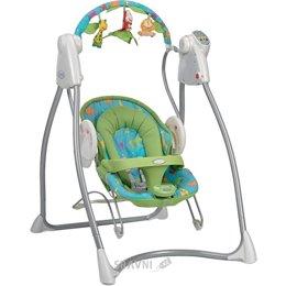 Кресло-качалка. Шезлонг детский GRACO Swing'n'Bounce