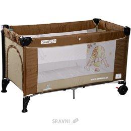 Кроватку, колыбельку, манеж Caretero Simplo