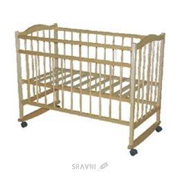 Кроватку, колыбельку, манеж Фея 204