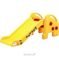 Горку детскую Детская горка Edu-Play Жираф KU-1502