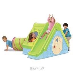 Домик детский Keter Funtivity Play House (17192000)