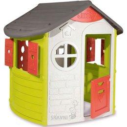 Домик детский SMOBY Дом лесника со ставнями и ключом (310263)