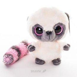 Мягкую игрушку Aurora Юху розовый 12 см (12-110)