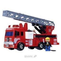 Машинку. Железную дорогу. Паровозик детский Daesung Пожарная машина (926)