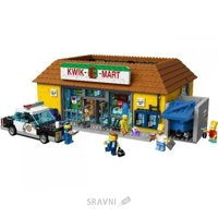 Фото LEGO The Simpsons 71016 Магазин На скорую руку