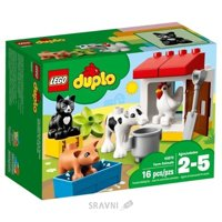 LEGO Duplo 10870 Ферма: домашние животные