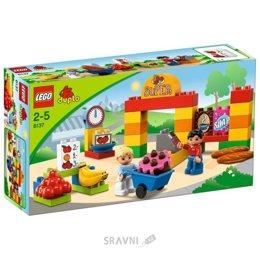 Конструктор детский LEGO Duplo 6137 Мой первый супермаркет